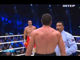 Бокс. В.Кличко VS К.Пулев 16-11-2014 - Boxing. W.Klitschko VS K.Pulev 16-11-2014