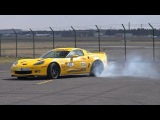 Corvette C6 Z06 - Brutal Accelerations!