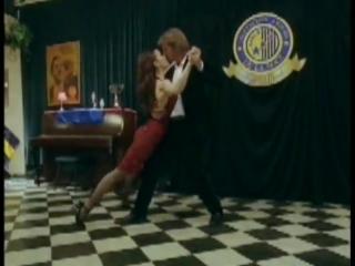 Natalia oreiro - sos mi vida - escena_tango (танго натальи орейро и факундо оран