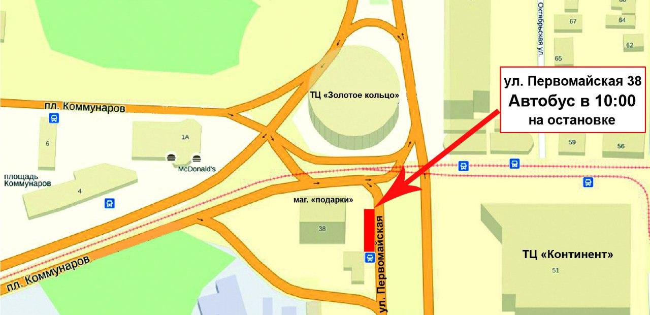Карта от куда забирают экстремалов 21 июня 2015 в 10:00