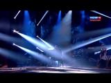 Макс Фадеев - Breach the Line LIVE - OST _Сердце воина_ (живое выступление, шоу _Главная сцена_) HD