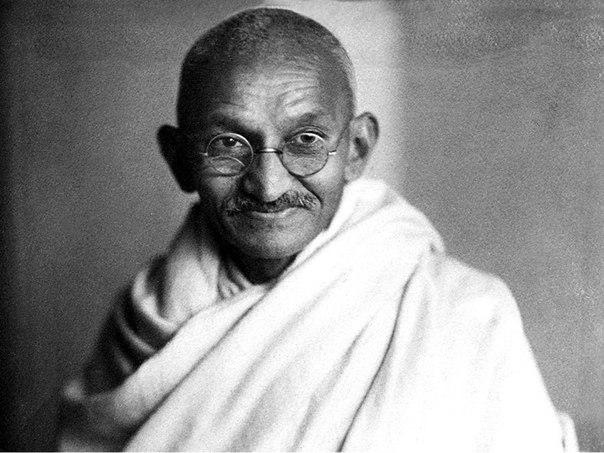 Семь мировых ошибок. ( Махатма Ганди)
