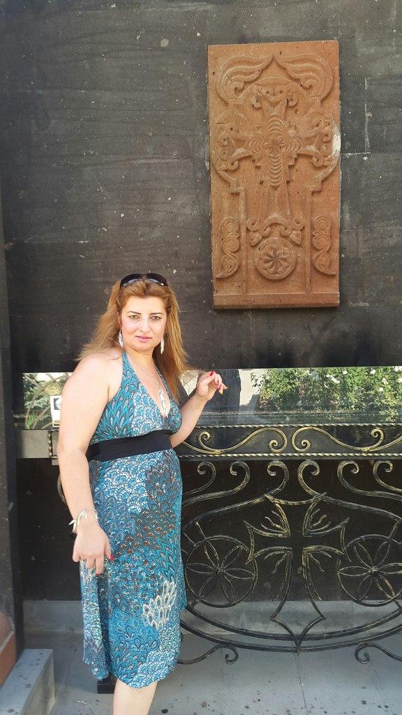 Helen Bleyan, Ереван - фото №3