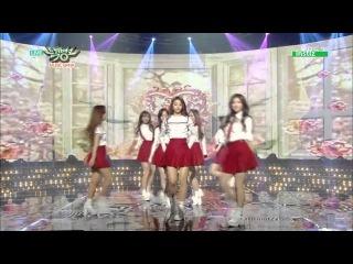150327 Lovelyz (러블리즈) - Hi~ (안녕) @ Music Bank