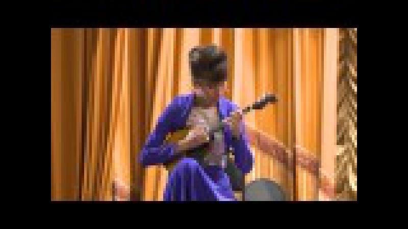 Куравина Ирина Юрьевна (И.Тамарин - Концерт для домры с оркестром, II и III части)