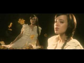 Французская певица Ализе клип слушать - Alizee A cause de l'automne