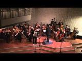 Yann Tiersen J'y suis Jamais Alle (Peter Bufano, Accordion, Motoki Tanaka, Boston String Players)