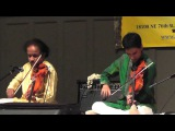 Grand Violin Duo Dr L . Subramaniam and Ambi Subramaniam