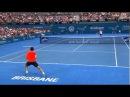 Marin Cilic v Kei Nishikori Highlights Men's Singles Quarter Finals Brisbane International 2014