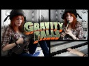 Gravity Falls Theme Cover Ukulele Tin Whistle Piano