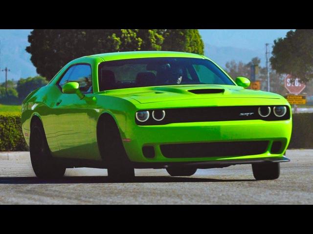 Dodge Challenger   Hellcat (Motor Trend Channel)