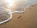 Leona lewis footprints in the sand lyrics