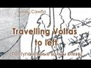 015 Travelling Voltas to left Поступательные вольты влево
