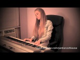 Aligator ft. Daniel Kandi - The Perfect Match (Piano version by Yana Chernysheva) HD