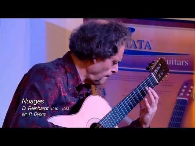Roland Dyens Nuages - Django Reinhardt