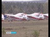 Пожарная авиация в Карелии остаётся без самолётов