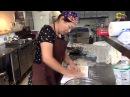 Gyoza 餃子の作り方。Как лепить пельмени по китайски