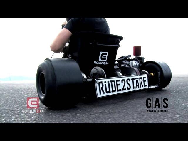 The Ultimate Motorized Drift Trike