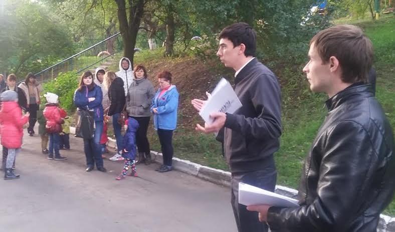 Микола Заганяч: Подолати політичну безвідповідальність неможливо без активної участі громади