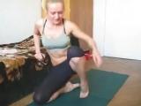 SLs Подъём.  Как научиться носочки тянуть