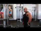 Мастер-класс Victor Martinez. Тренировка мышц спины.