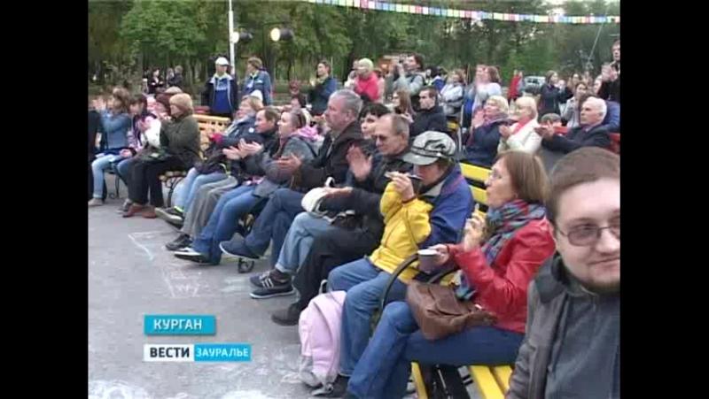 Фестиваль авторской песни «Бардовские костры-2015»