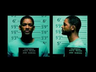 Хэнкок - Сцена в тюрьме | Hancock - Prison scene (2008) [ENG]