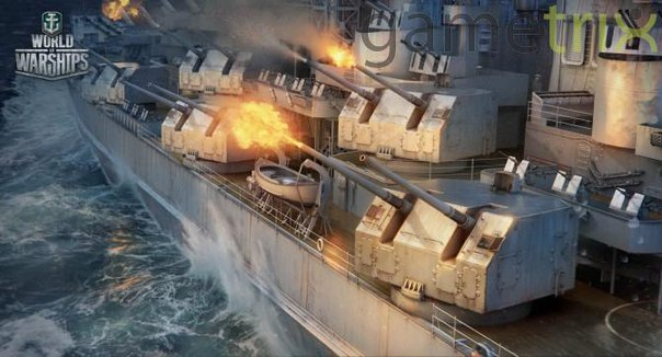 Стартовал открытый тест World of Warships