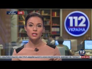 СМИ Украины больше, чем боевики Правого сектора из Мукачево напугали блокпостами Порошенко и Путина. Атас! 12.07.2015.