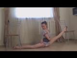 Hot Flexible Girl _ Amazing Stretching _ 2015