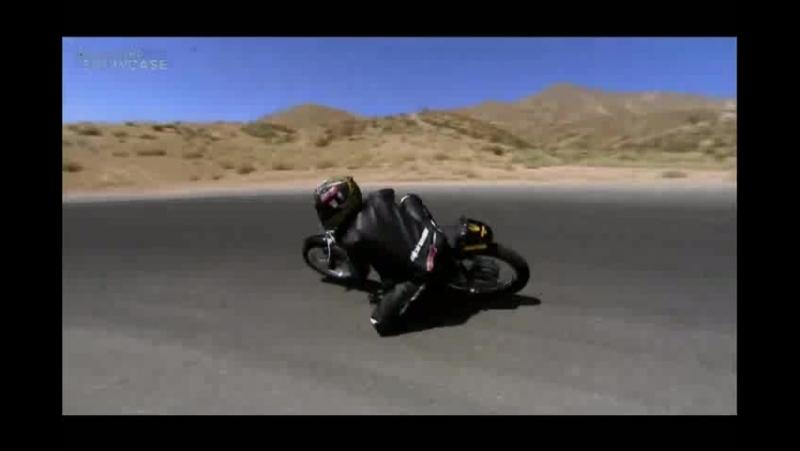 Discovery: Гоночный мотоцикл/Cafe Racer 2 сезон 14-15 серия