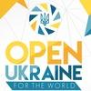 Open Ukraine for the World