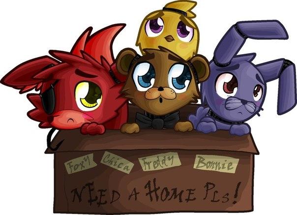 игры онлайн 5 ночей с мишкой фредди