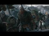 Ubisoft: For Honor Game Trailer (Викинги против крестоносцев и самураев!!!)