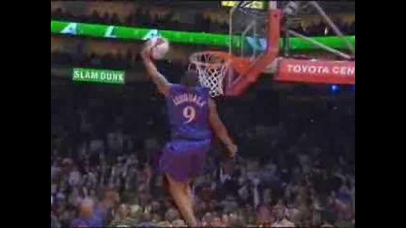 NBA Basketball SLAM DUNK Contest 2006, Nate Robinson, Andre Iguodala