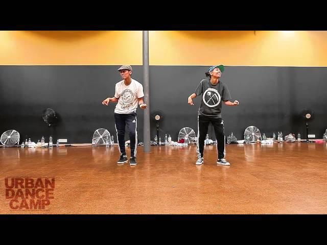 Happy - C2C / Keone Mariel Madrid Choreography / 310XT Films / URBAN DANCE CAMP
