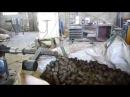 Производство топливных брикетов / Ударно механический пресс «Scorpion SP-350-50»