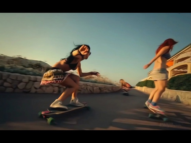 Longboard Video Mashup WeLoveLongboards - downhill music remix