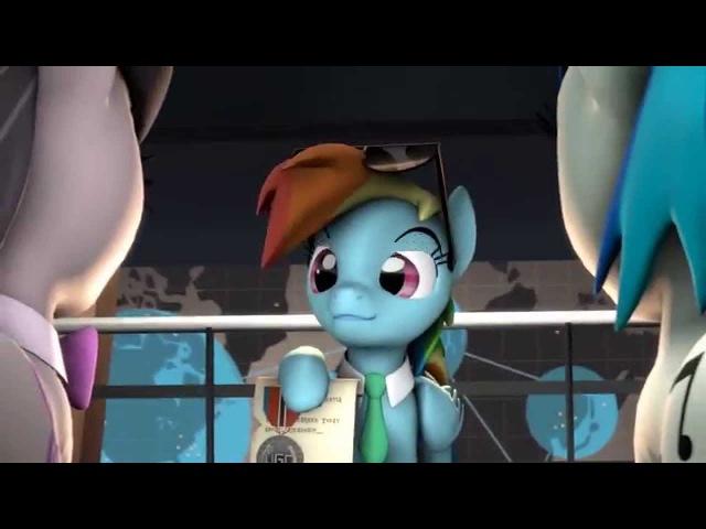 [SFM] Business pony