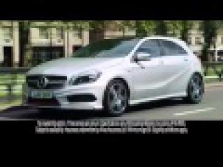 Реклама Mercedes Benz – A Class 2014