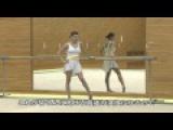 Уроки художественной гимнастики от Алины Кабаевой