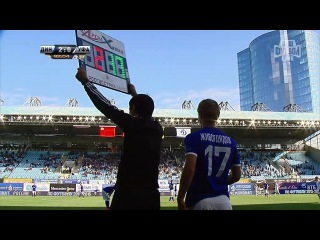 Динамо Москва vs Уфа 2-0 Обзор Матча