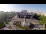 Бишкек шаары, Аэросъемка / Аябай кооз тартылган Видеоролик / автор: Kazakbay Bekmurzaev