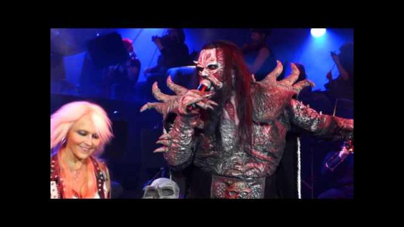 Doro Pesch Lordi - Hard Rock Hallelujah Live - 02.05.2014 Düsseldorf