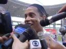Ronaldinho Gaúcho: `Eles estão deixando a gente sonhar`