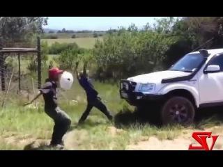 Жестокий и Смешной Розыгрыш - Нападение Змей :-)