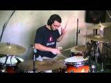 Entre Dos Tierras - Heroes del Silencio - Drum Cover Juan Cruz Garbi