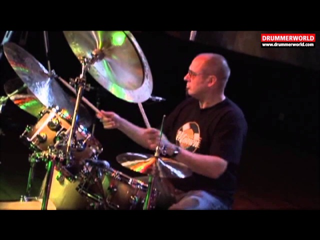 Billy Ward Drum Solo