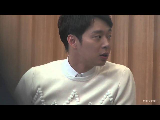 20150330 2시탈출 컬투쇼 - 별다방? 으ㅇ으?? 별다방이 뭔지 궁금한 유천이 ㅋㅋㅋ(SBS 수