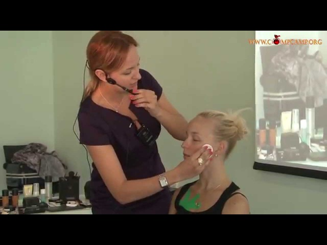 Make-Up for Dancers | ARTE-CREO | Russian German | CompCamp 2014